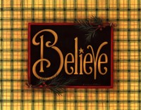 "Believe by Diane Arthurs - 14"" x 11"""