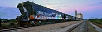 Tagged Train Fine Art Print