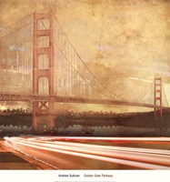 Golden Gate Parkway Fine Art Print
