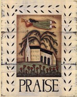 Praise Fine Art Print