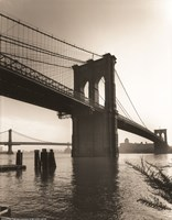 Brooklyn Bridge II Fine Art Print