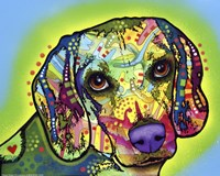 Beagle Fine Art Print