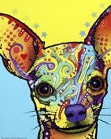 Chihuahua I Framed Print