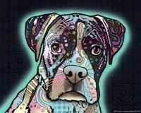 Love Thy Boxer Fine Art Print