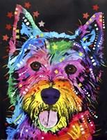 Westie Fine Art Print