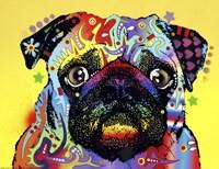 Pug Fine Art Print