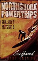 Powertrips by Red Horse Signs - various sizes - $15.99
