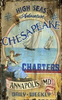 Cheasepeake by Red Horse Signs - various sizes - $15.99