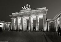 Brandenburg Tor by Christopher Bliss - various sizes