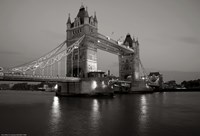 Tower Bridge I by Christopher Bliss - various sizes, FulcrumGallery.com brand