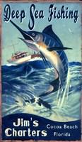 Marlin Fine Art Print