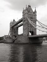 Tower Bridge II Fine Art Print