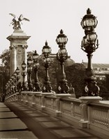 Pont Alexandre by Christopher Bliss - various sizes
