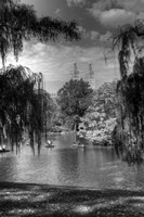Central Park Lake HDR 1 by Christopher Bliss - various sizes
