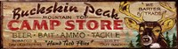 Buckskin by Red Horse Signs - various sizes