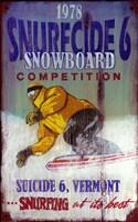 Snowboard Fine Art Print
