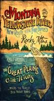 Montana Fine Art Print