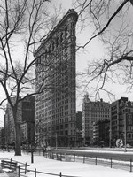 Flatiron Building NYC Framed Print