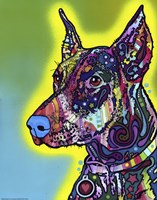 Doberman by Dean Russo - various sizes