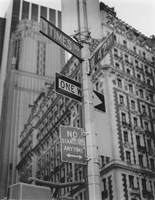 Times Square and 42nd Street Fine Art Print