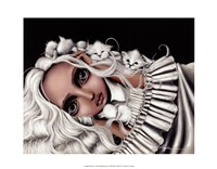 "Beatrix by Angelina Wrona - 14"" x 11"""