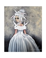 Off to the Ball Fine Art Print