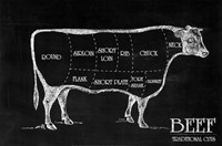 Butcher's Guide III Fine Art Print