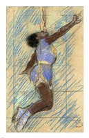 Miss Lala at the Fernando Circus by Edgar Degas - various sizes - $27.49