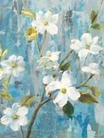 Graceful Magnolia I by Danhui Nai - various sizes - $22.49