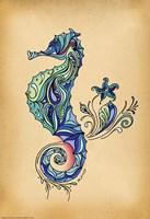 Seahorse Fine Art Print
