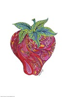 Strawberry Fine Art Print