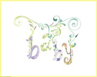 Jane Baby by Green Girl Canvas - various sizes