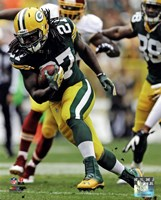 "Eddie Lacy 2013 Action - 8"" x 10"""