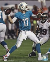 Ryan Tannehill 2013 Action Fine Art Print