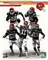 Kansas City Chiefs 2013 Team Composite Fine Art Print