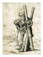 Saint Andrew Fine Art Print