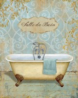Salle de Bain I by Daphne Brissonnet - various sizes