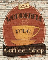 Wonderful Coffee Shop by Avery Tillmon - various sizes
