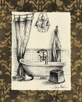 Elegant Bath II by Silvia Vassileva - various sizes, FulcrumGallery.com brand