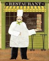 Chef's Specialties II Fine Art Print