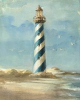 Lighthouse I Fine Art Print