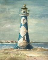 Lighthouse IV Fine Art Print