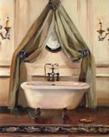 Classical Bath II Framed Print