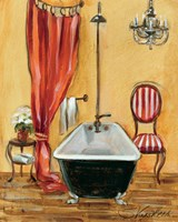 Tuscan Bath III by Silvia Vassileva - various sizes