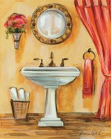 Tuscan Bath IV by Silvia Vassileva - various sizes