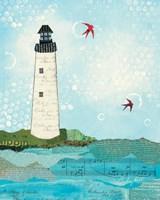 Coastal Notes II Fine Art Print