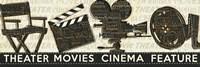 Cinema by Pela Studio - various sizes, FulcrumGallery.com brand