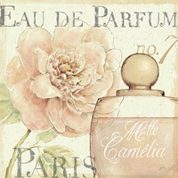 Fleurs and Parfum II Fine Art Print