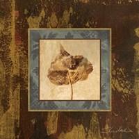 Autumn Leaf Square II Fine Art Print