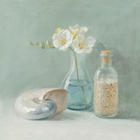 Freesia Spa Fine Art Print